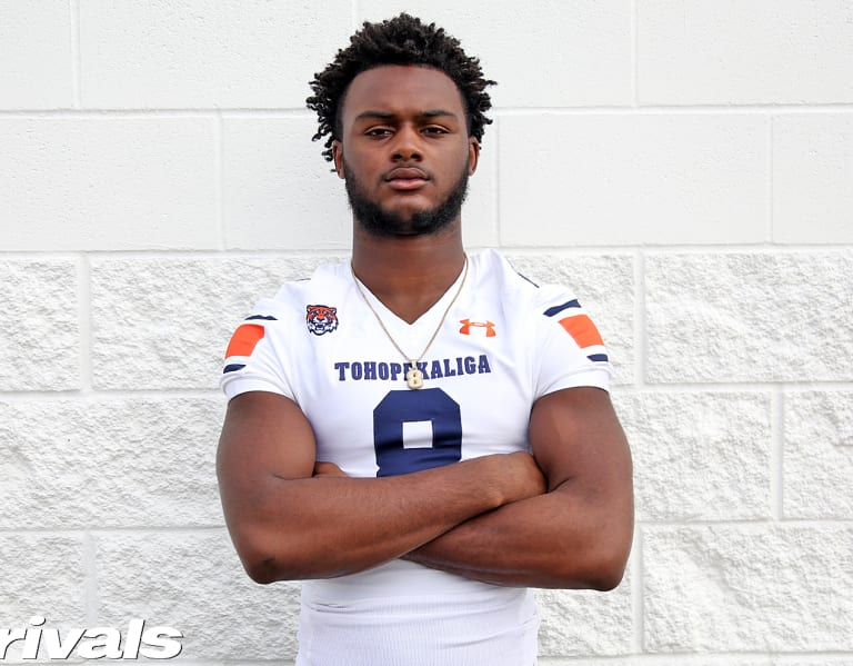 Four-star LB Demario Tolan's recruitment has taken off