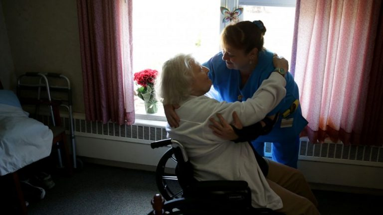 After a dark and deadly year, COVID-19 vaccines bring renewal, hope to hard-hit nursing homes