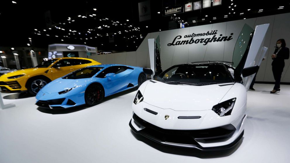 Man pleads guilty to fraudulently obtaining millions in PPP loans, using it to buy a Lamborghini
