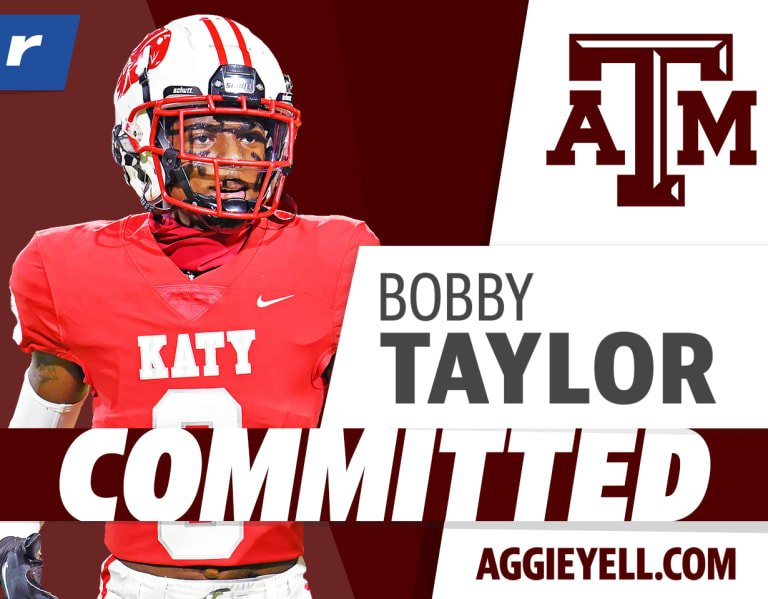 Texas A&M locks in Rivals250 CB Bobby Taylor