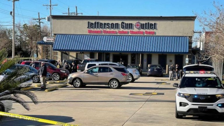 3 dead, 2 injured after shooting inside Louisiana gun store, officials say