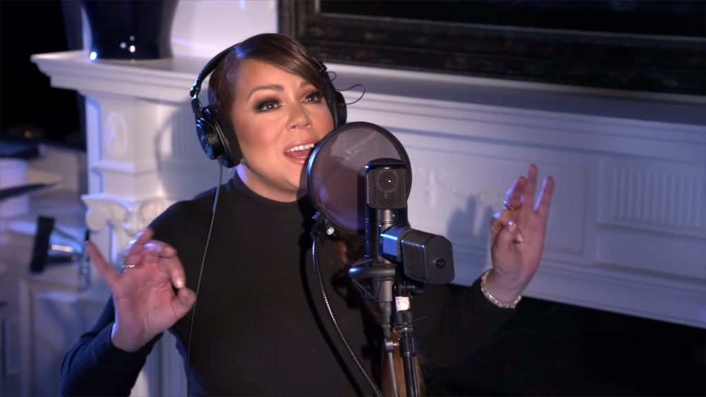 Mariah Carey Releases New 'Valentine's Mix' of 'We Belong Together'