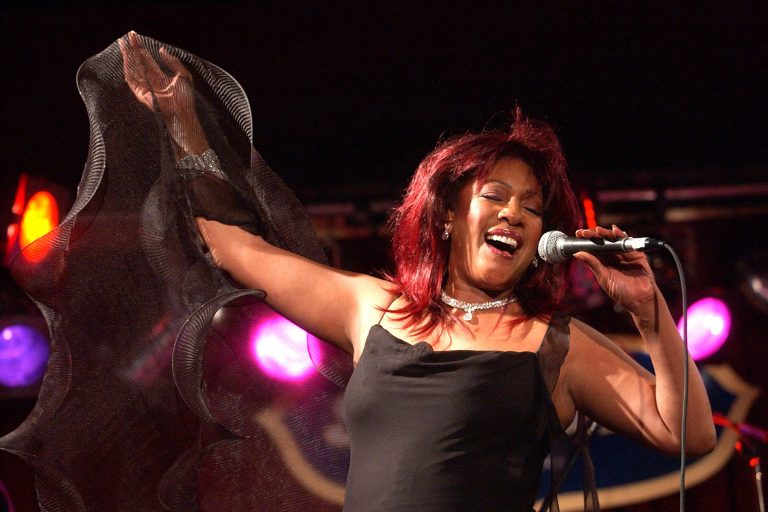 """Mary Wilson during Miramax Films Presents """"Only The Strong Survive"""" Arrivals and After Party at BB Kings in New York City, New York, United States. (Photo by Theo Wargo/WireImage)"""