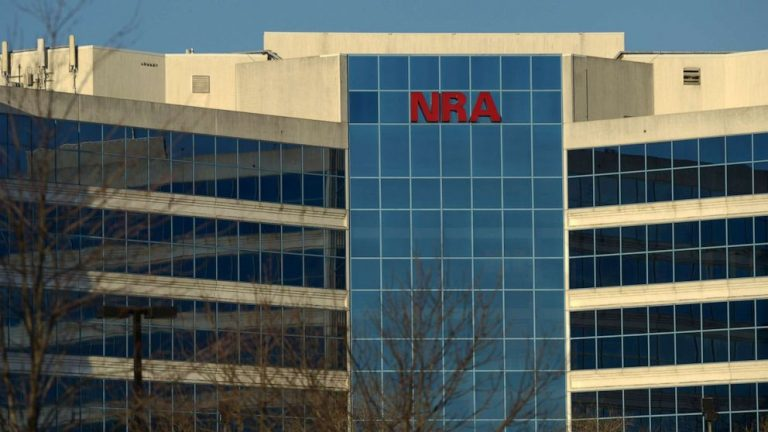 NRA is 'out of ammo' as it faces a legal mess of its own making, many experts say