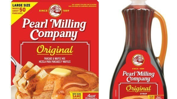 Aunt Jemima No More; Pancake Brand Renamed Pearl Milling Company : NPR