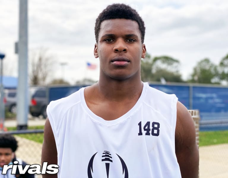 Louisiana DE Walter Bob details Alabama commitment