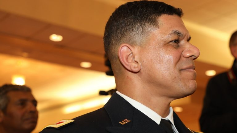 A New West Point Leader On Confronting Extremism In Military : NPR