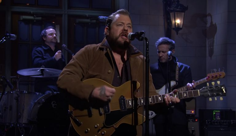 Watch Nathaniel Rateliff Bring Powerful 'Redemption' to 'SNL'