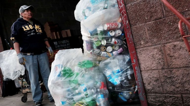 Proposed New York law could change the way America recycles