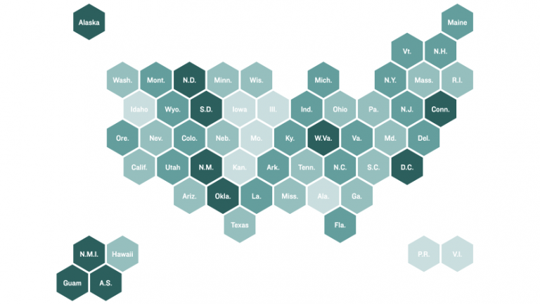 COVID-19 Vaccine Tracker: How Many People Have Been Vaccinated In The U.S.? : Shots
