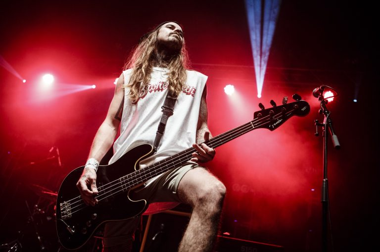 Sean Kennedy, Bassist With I Killed the Prom Queen and Deez Nuts, Dies at 35