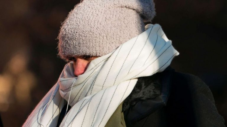 How to stay safe in the cold as frigid temperatures head to Northeast
