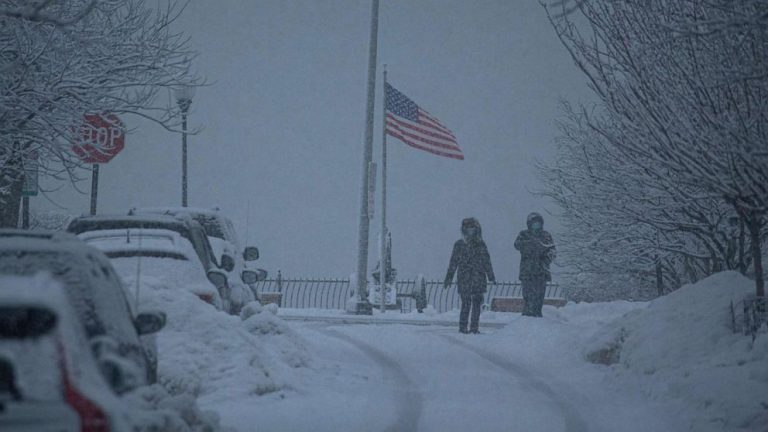 At least 100 million Americans under weather alerts as major winter blast to get worse