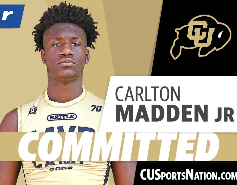 Colorado lands Atlanta DE Carlton Madden Jr.