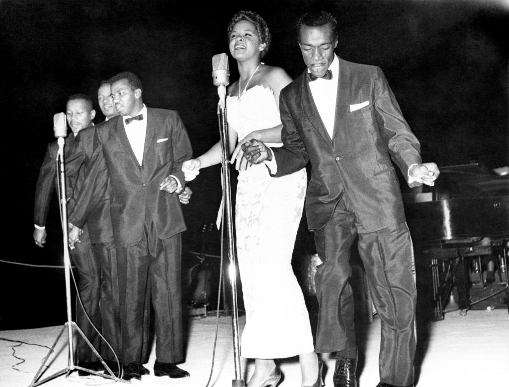the platters 1958 doo wop