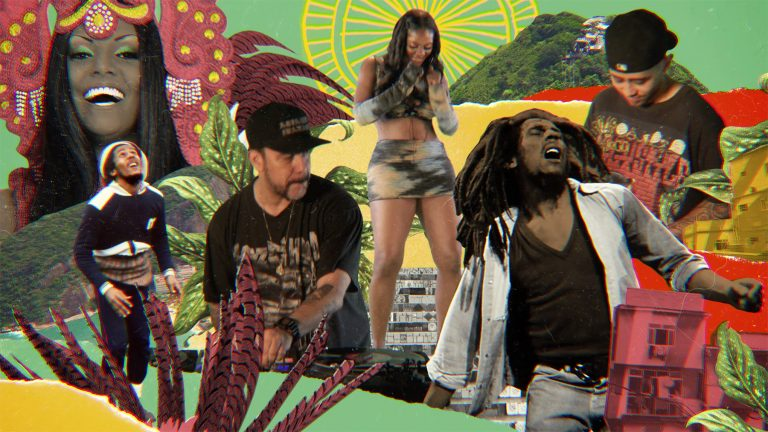 Tropkillaz, Tiwa Savage Remix Bob Marley and the Wailers 'Jamming'