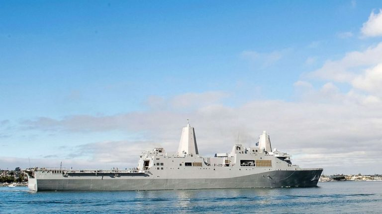 2 US Navy ships in Middle East facing COVID-19 outbreaks