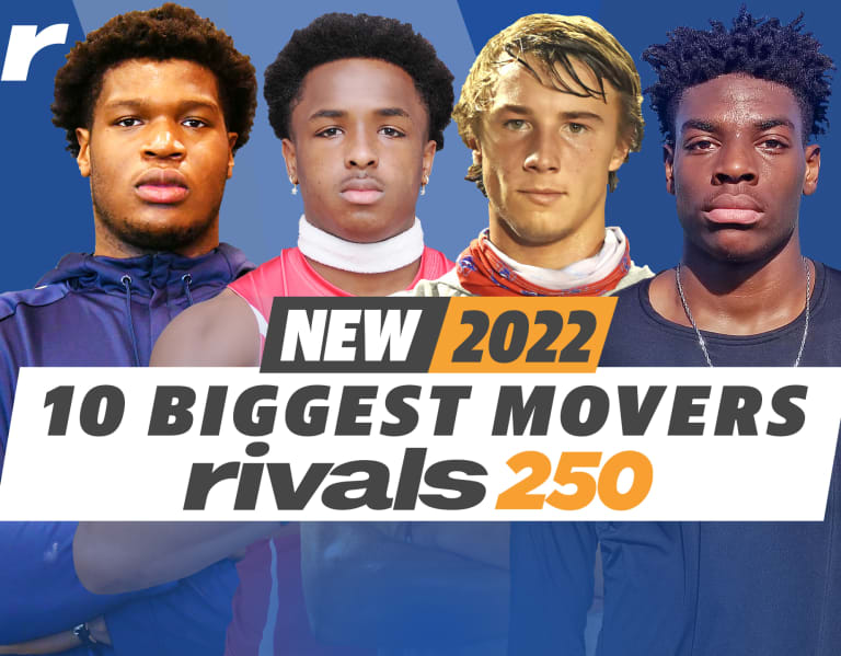 Rivals Rankings Week: Ten biggest movers in the Rivals250