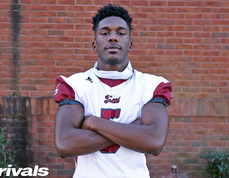 Rivals250 ATH Shemar James talks top schools