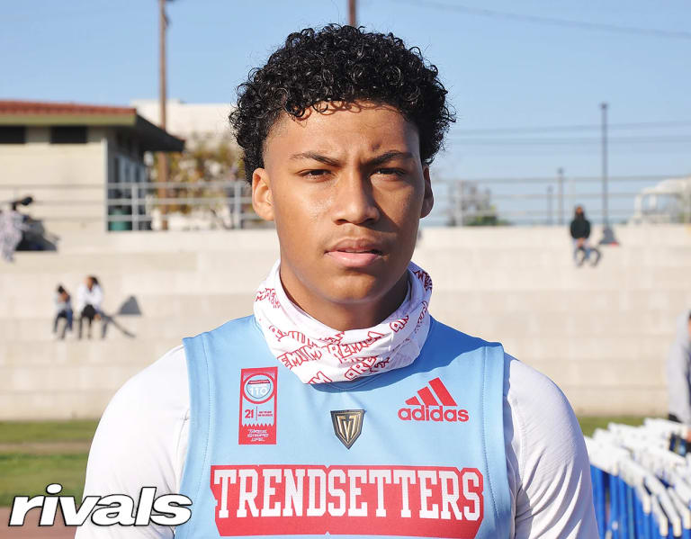 DB Jshawn Frausto-Ramos excited about Big Ten offer