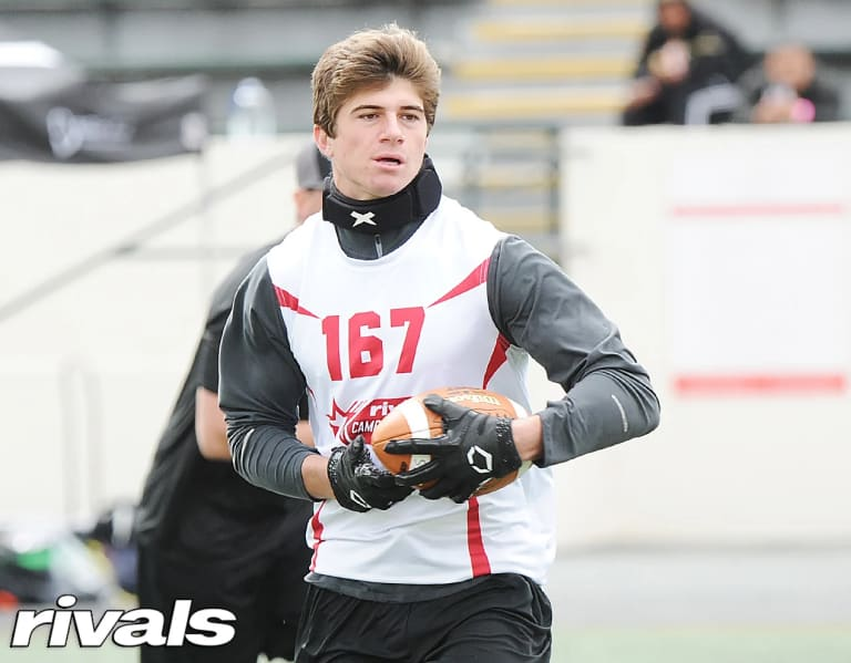 Big Pac-12 offer comes for WR Cooper Barkate