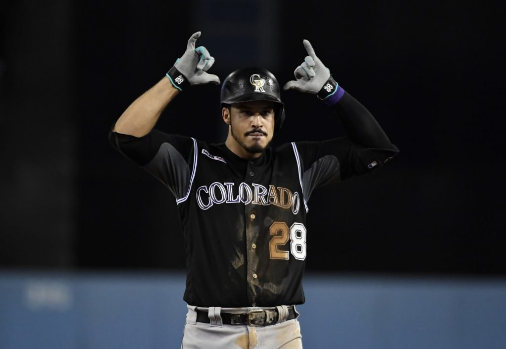 Nolan Arenado gets standing ovation before first at-bat as a St. Louis Cardinal (Video)