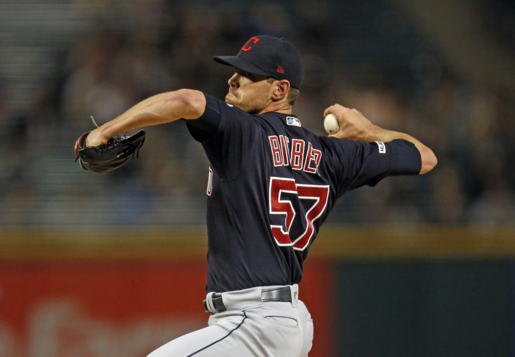 Cleveland making same mistake twice in Shane Bieber contract talks