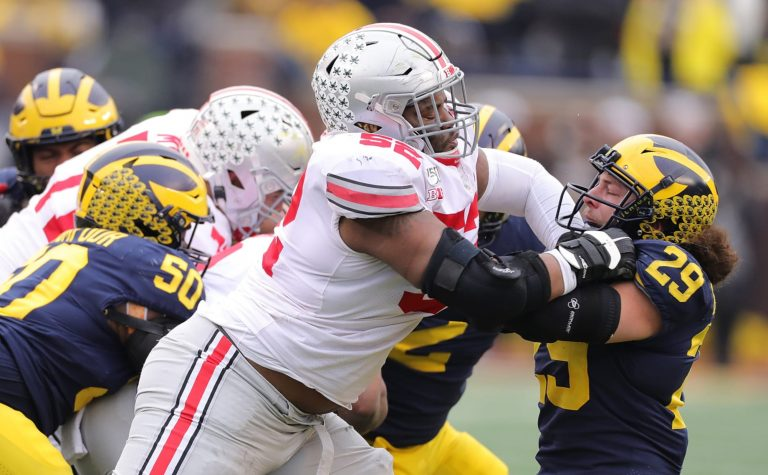 5 players Kansas City Chiefs should draft in the first round