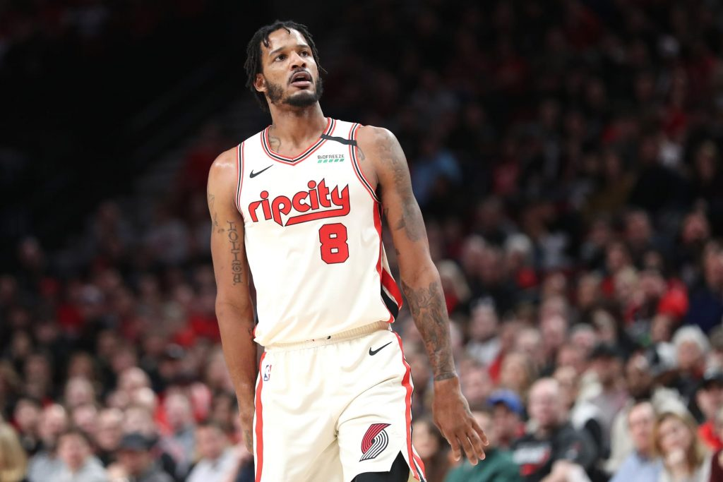 Trevor Ariza reportedly traded to Heat in exchange for Meyers Leonard