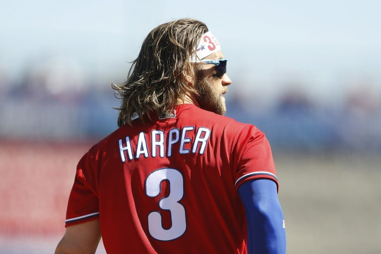 Bryce Harper is an analytics hater for the best reasons