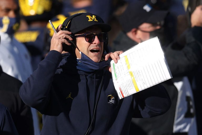 Michigan football leading Michigan State for 4-star, in-state recruit