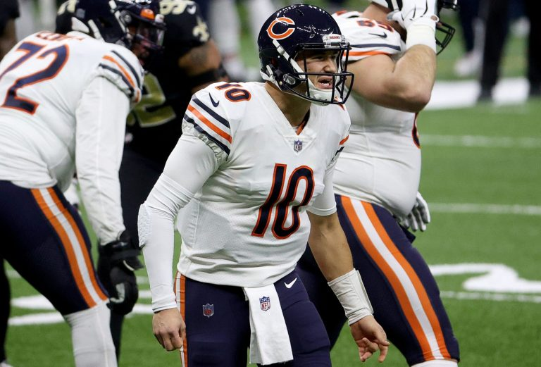 Bears seriously open to re-signing Mitchell Trubisky