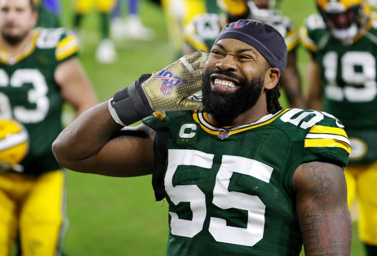 Za'Darius Smith wants to play rest of career in Green Bay