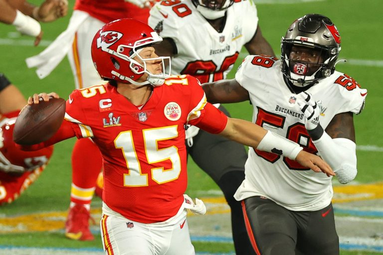 3 players the Chiefs should sign to protect Patrick Mahomes
