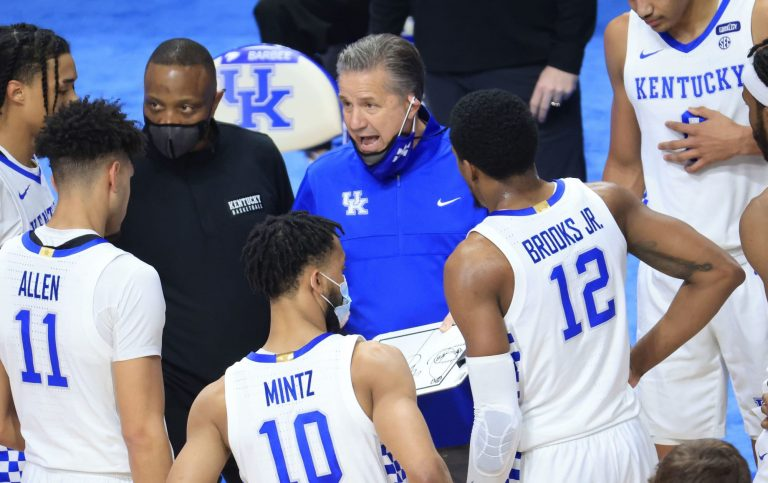Kentucky basketball vs. South Carolina live stream: Odds, channel, pick