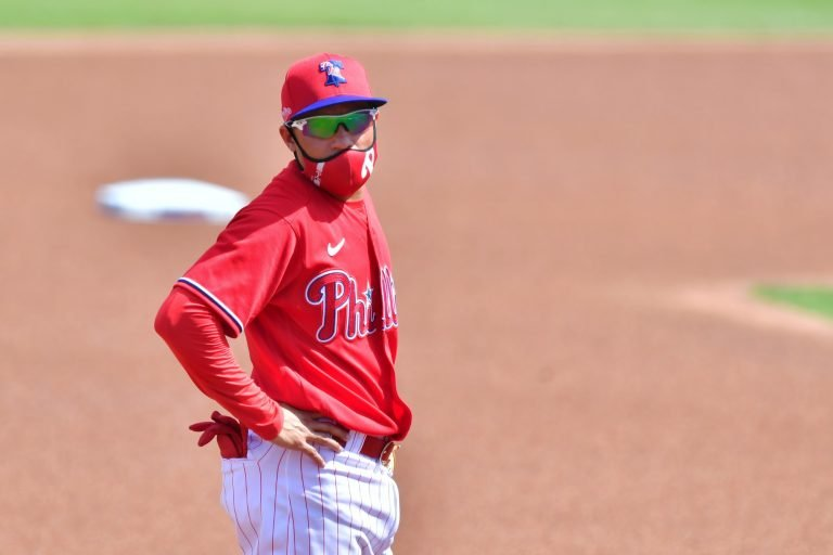Should the Phillies be concerned by slow start to spring training?
