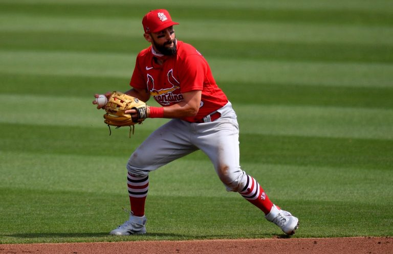 What is the best case scenario for Matt Carpenter in 2021?