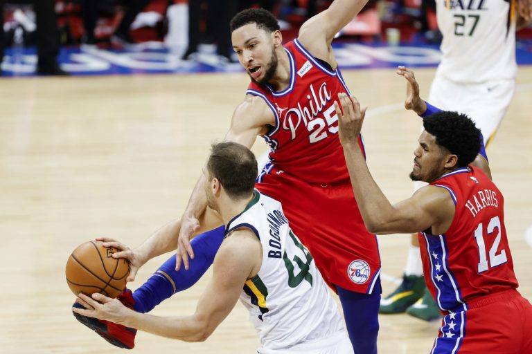 Could Ben Simmons win Defensive Player of the Year?