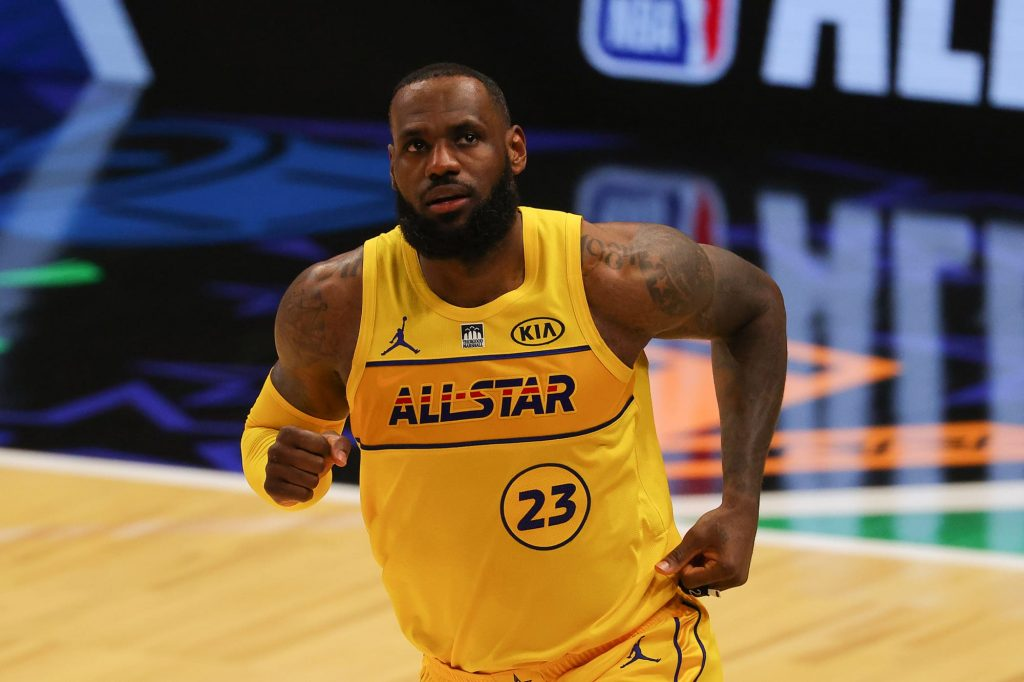 LeBron James says his goal is to own an NBA franchise after he retires
