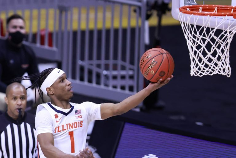 Illinois basketball vs. Iowa live stream, odds, channel, pick