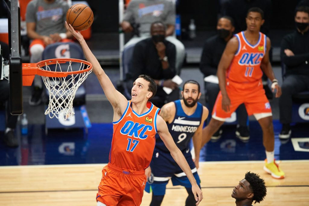Poku, Westbrook and the non-LaMelo Hornets