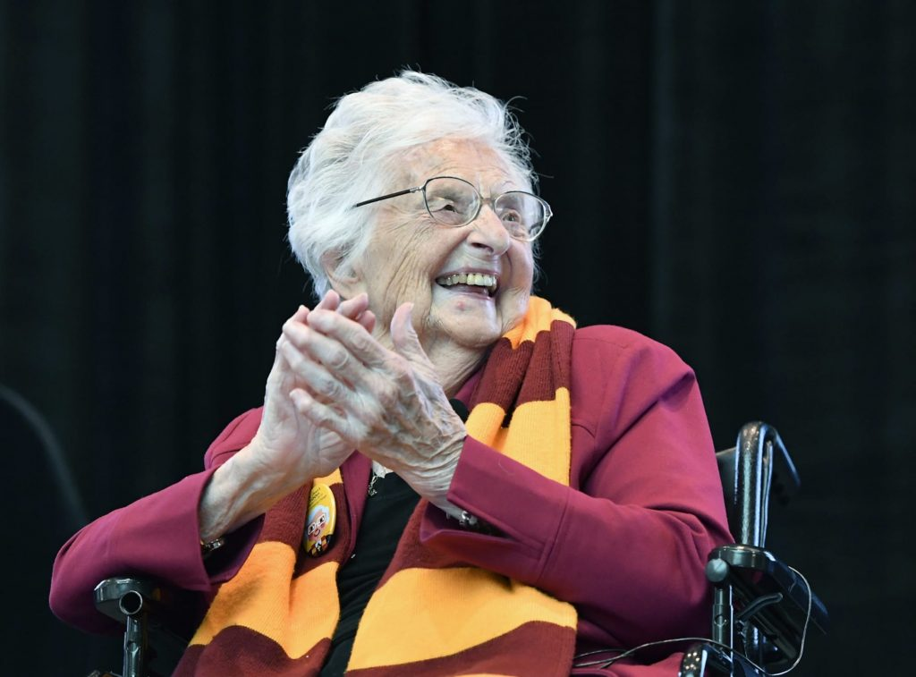 Everything you need to know about Loyola's Sister Jean