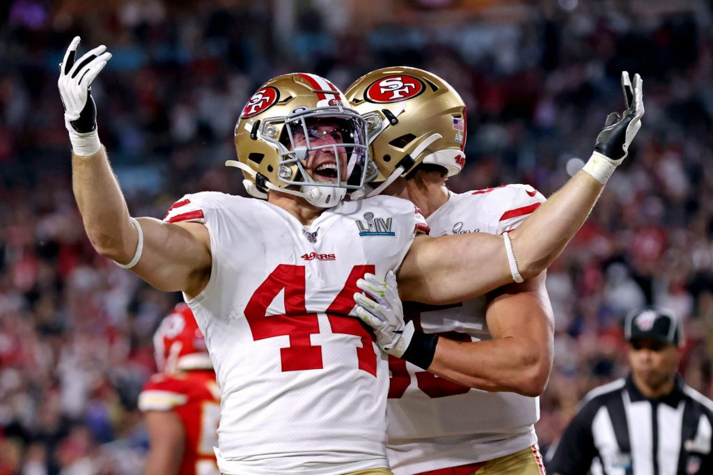 49ers sign Kyle Juszczyk to richest contract for a fullback in NFL