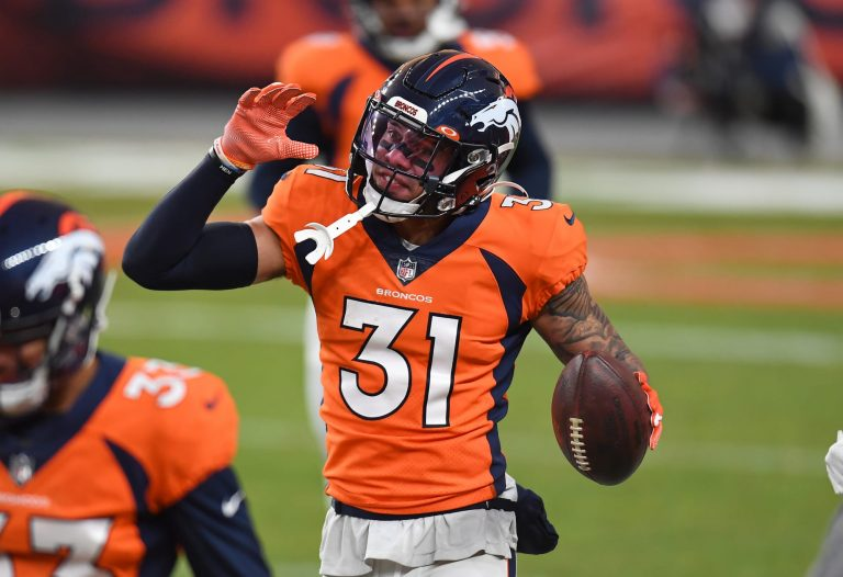 Broncos franchise tagging Justin Simmons with long-term deal in sight