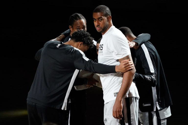 The lovesong of LaMarcus Aldridge