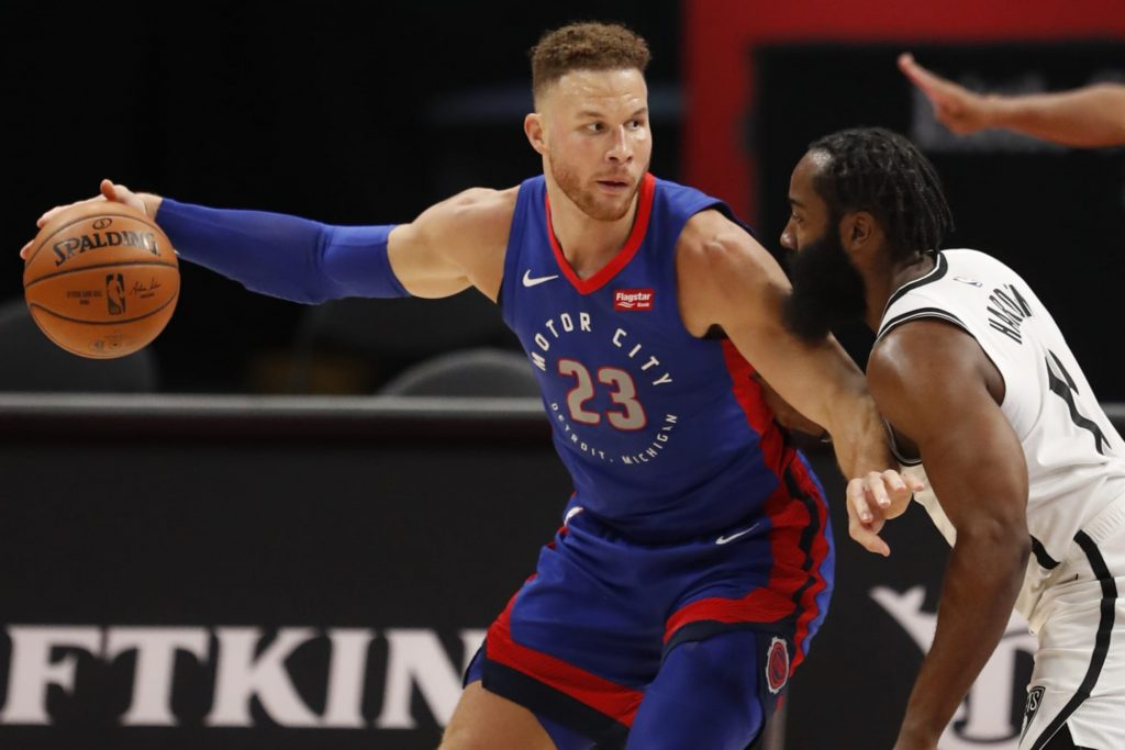 Blake Griffin to make Nets debut Sunday night vs. Wizards