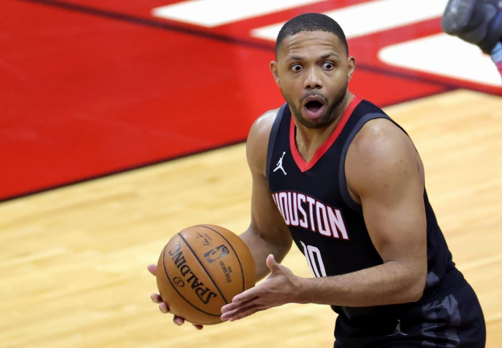 Eric Gordon out for foreseeable future with groin strain