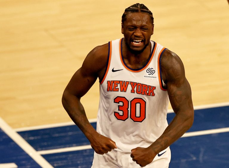 Knicks fans will love hearing this from quote from Julius Randle