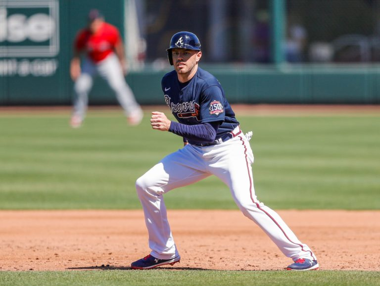 Braves have clear benchmark in Freddie Freeman extension talks