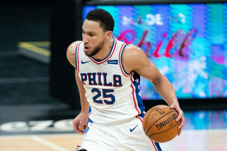 Ben Simmons says he'll miss Carson Wentz in Philadelphia (Video)